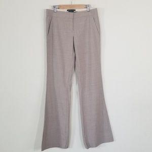 BCBG MAXAZRIA Flared Career Pants Trousers